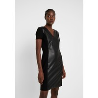 Esprit Collection DRESS Sukienka etui black ES421C123