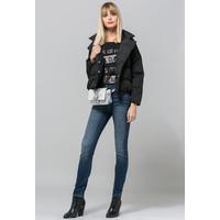 Monnari Jeansy zdobione dżetami 19W-TRU1210-K013