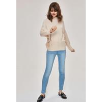 Monnari Jasne, niebieskie jeansy, slim fit FEM-63203-05J