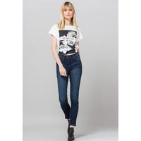 Monnari Proste jeansy typu push up 19J-TRU2791-K013