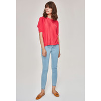 Monnari Jeansy typu skinny ze średnim stanem FEM-63549-05J