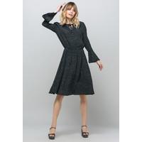 Monnari Sukienka z nieregularnym wzorem 19W-DRE1870-KM20