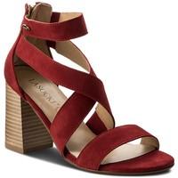 Sandały Lasocki 2608-10 Czerwony