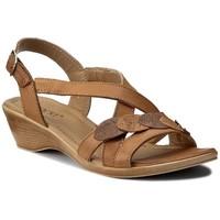 Sandały Lasocki RST1390-04 Camel