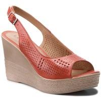 Sandały Lasocki RST-2024-03 Czerwony