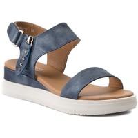 Sandały Jenny Fairy WS17206-1 Granatowy