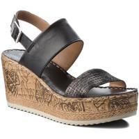 Sandały Lasocki H211 Czarny