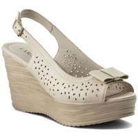 Sandały Lasocki 2121-05 Beżowy