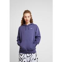 Nike Sportswear Bluza z kapturem sanded purple/white NI121J0BF