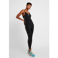 Nike Sportswear AIR BODYSUIT Kombinezon black/white NI121T006