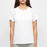 koszulka damska Nike Essntl Top 46111120