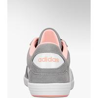 sneakersy damskie adidas VL HOOPS LOW 18201302 UbierzmySie.pl