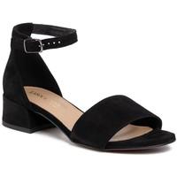 Sandały Lasocki 4490-01 Czarny
