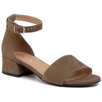 Sandały Lasocki 4490-01 Khaki