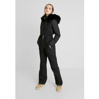 Nly by Nelly DELUXE SKI OVERALL Kombinezon black NEG21T00D