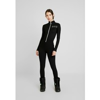 Topshop THERMAL ALL IN ONE Kombinezon black TP721T05G
