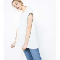 Camaieu T-shirt z wycieciem V na plecach 528776_2754E19/2754/TOULONAIS PS