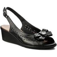 Sandały Lasocki RST-2040-02 Czarny