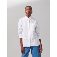 Reserved Biała koszula YZ175-01X