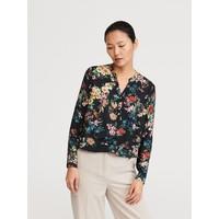 Reserved Bluzka w kwiaty YP013-MLC