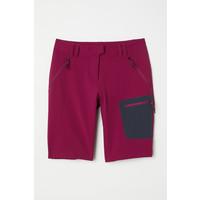 H&M Szorty outdoorowe 0617328002 Ciemnoróżowy