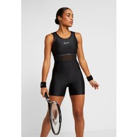 Nike Performance BODYSUIT Dres black/off noir N1241K00E