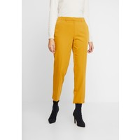 Dorothy Perkins GRAZER Spodnie materiałowe yellow DP521A0GM