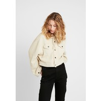 Free People DREAMERS JACKET Bluza rozpinana beige FP021G01H