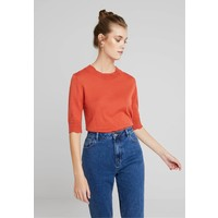 Noa Noa BASIC T-shirt basic mecca orange NN121I058
