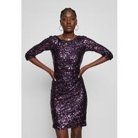 Dorothy Perkins BODYCON Sukienka koktajlowa purple DP521C29N