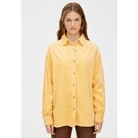 PULL&BEAR Koszula yellow PUC21E0E8