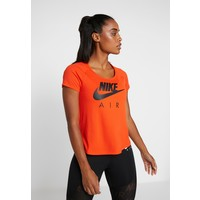 Nike Performance AIR T-shirt z nadrukiem team orange/black N1241D0ZV