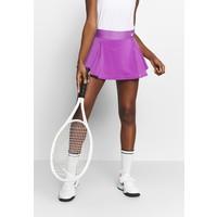 Nike Performance FLOUNCY SKIRT Spódnica sportowa purple/white N1241M022