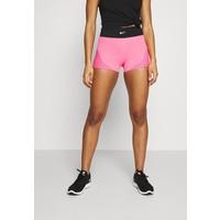 Nike Performance AEROADPT SHORT Legginsy digital pink/black/metallic silver N1241E0YE