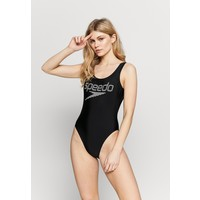 Speedo DEEP Kostium kąpielowy black/white 1SP81G03F