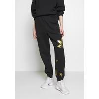 adidas Originals LARGE LOGO PANT Spodnie treningowe black/gold AD121A0EH