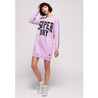 Superdry Sukienka letnia purple SU221C0HS