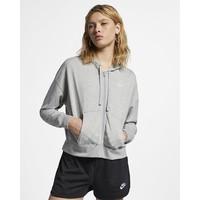 Nike Sportswear Damska bluza z kapturem i zamkiem na całej długości CD3208