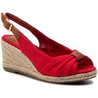 Sandały Jenny Fairy LS4972-01 Czerwony