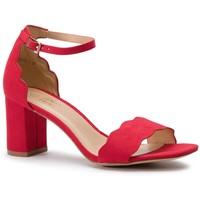 Sandały Jenny Fairy WS082702-1 Czerwony