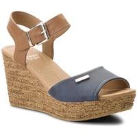 Sandały Jenny Fairy LS4102-07 Granatowy