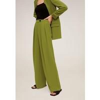 Mango OTRO Spodnie materiałowe olivengrün M9121A1W4