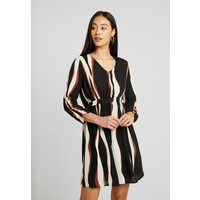 Vero Moda VMFIDELA DRESS Sukienka letnia nude VE121C208