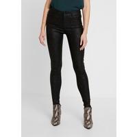 Vero Moda VMSEVEN SMOOTH PANT Spodnie materiałowe black VE121A0S3