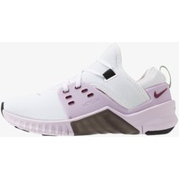 Nike Performance FREE METCON 2 Obuwie do biegania neutralne white/noble red/iced lilac/black/pistachio frost N1241A0VT