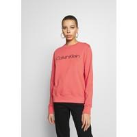 Calvin Klein CORE LOGO Bluza red 6CA21J00H