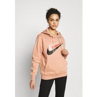 Nike Sportswear HOODIE Bluza z kapturem rose gold NI121J0DT