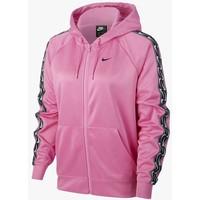 Nike Sportswear Bluza rozpinana china rose/black NI122Q004