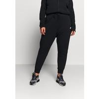 Nike Sportswear Spodnie treningowe black/black/white NI121A0CO