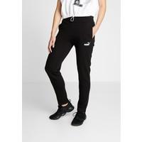 Puma PANTS Spodnie treningowe cotton black PU141E0GD